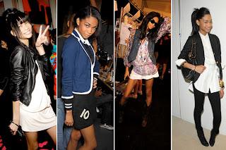 Chanel Iman ethnicity