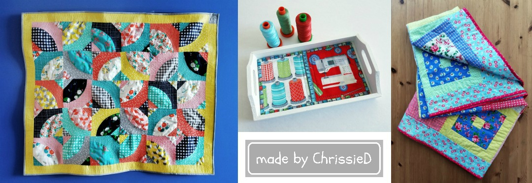Chris Dodsley's made by ChrissieD blog
