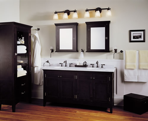 Improving Your Bathroom Lighting