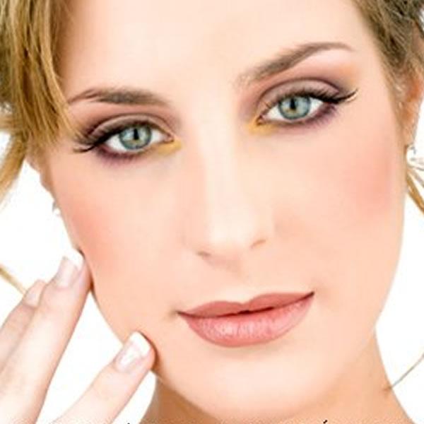 foto maquillaje noche:
