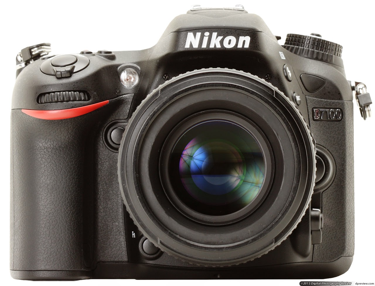 5 Reasons for Choosing Nikon D7100