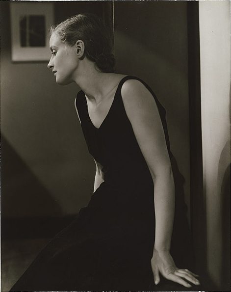 Anton Bruehl Photo c. 1930 #vintage #photograph #1930s #black