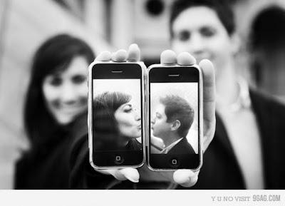 Dica de foto para casamento para quem não larga o celular!