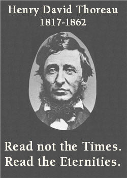 an introduction to the life and work by henry david thoreau Thoreau on hard work and usually it is some very real and earnest life the journal of henry david thoreau is indeed an infinitely rewarding read.