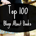 Top 100 blogs about books