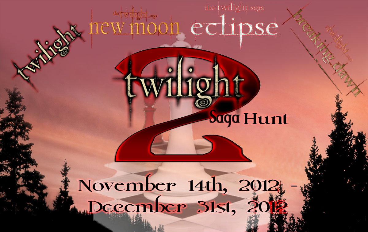The Twilight Saga Hunt 2
