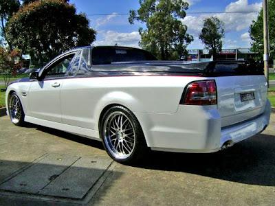 2016 Chevy El Camino SS Concept Specs