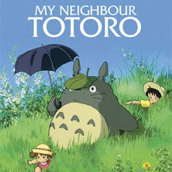 Poster My Neighbor Totoro 1988