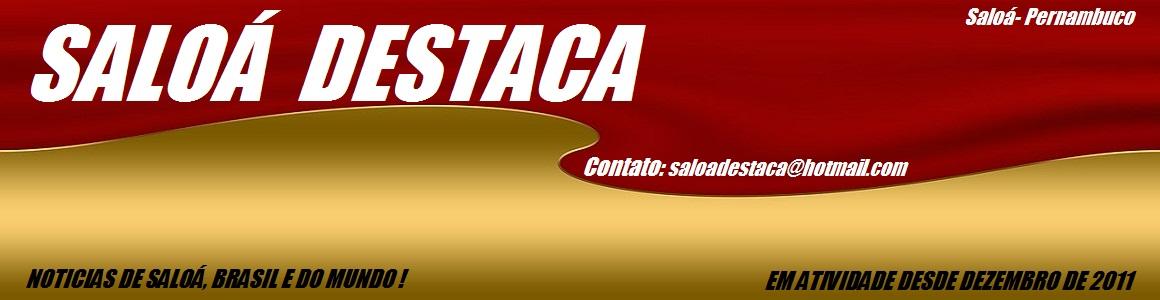 SALOÁ DESTACA - Noticias