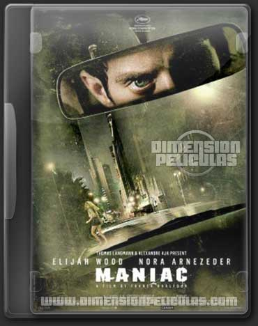 Maniac (BRRip HD Inglés Subtitulada) (2012)