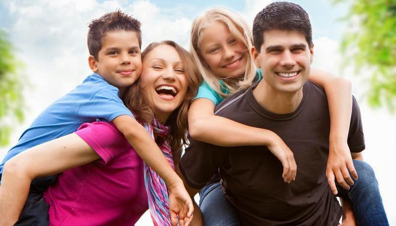 Tertawa Bersama, Happy Family