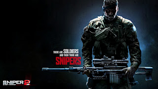 Sniper 2 Ghost Warrior HD Sniper Wallpaper
