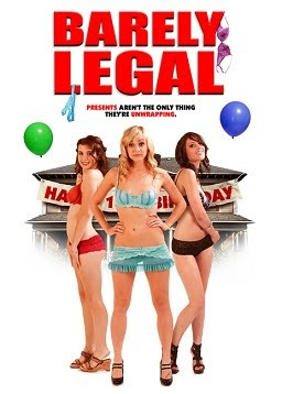 Watch Barely Legal 2011 BRRip Hollywood Movie Online | Barely Legal 2011 Hollywood Movie Poster