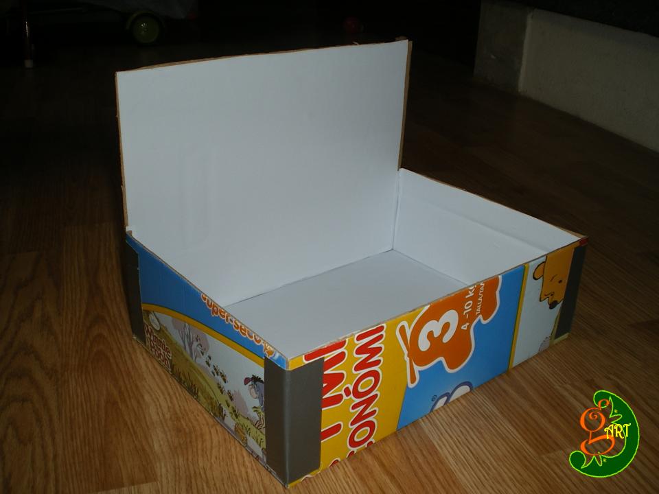 Grearte la vida a tu estilo reciclaje organizador de - Caja joyero ikea ...
