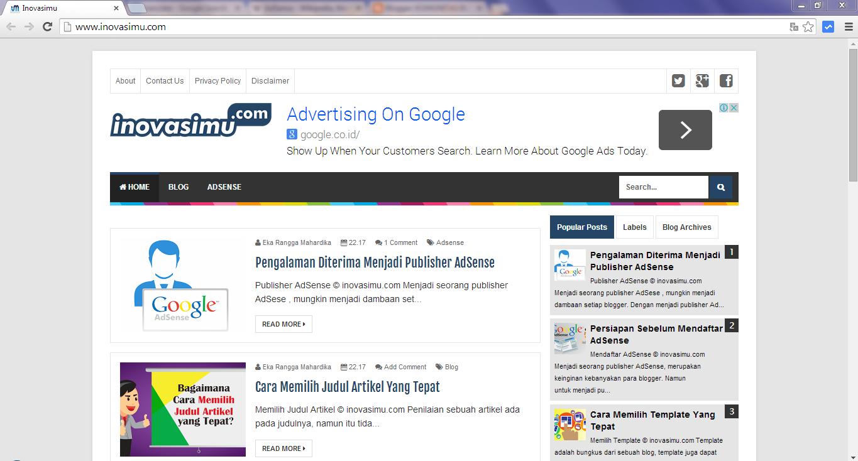 Inovasimu.com Portal Informasi Indonesia