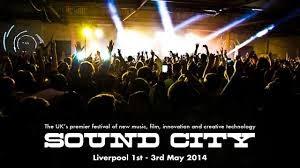 Liverpool Sound City line up