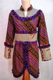 Kebaya Batik Muslim