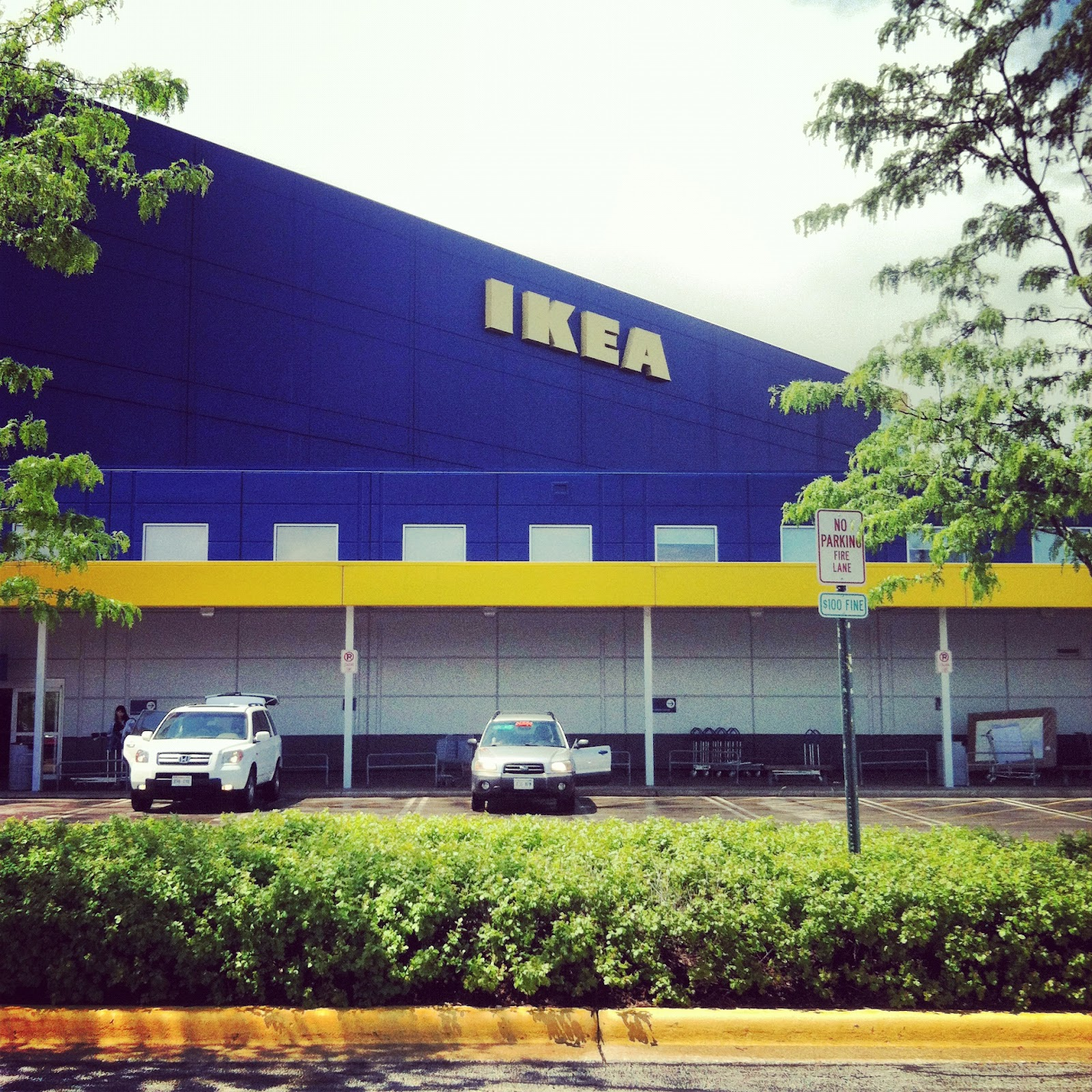 Instafriday my chicago recap love of family home for Ikea chicago heures
