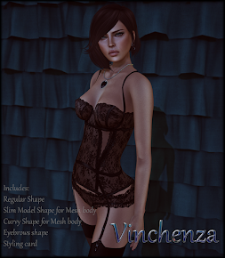 Buy ::::ChicChica:::: shapes on marketplace (choose adult maturity level)