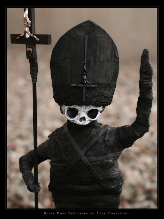 Black SS-Pope