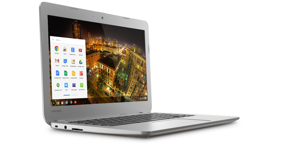 toshiba chromebook intel celeron 2gb ram