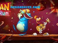 Download Game Rayman Fiesta Run APK + DATA  v1.0.0