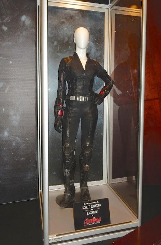 Black Widow costume Avengers Age of Ultron