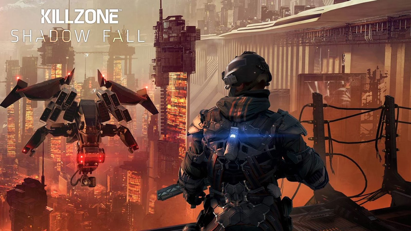 Killzone shadow fall game a487 hd wallpaper voltagebd Images