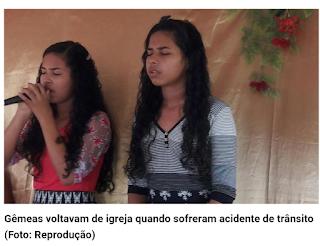 Gêmeas morrem após caírem de moto conduzida por adolescente, em Coari