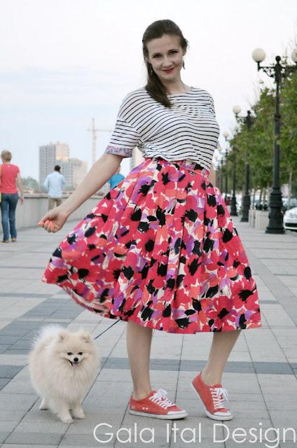 дизайнер, купить одежду, купить юбку, gala ital design, new look, стиль, юбка в стиле new look