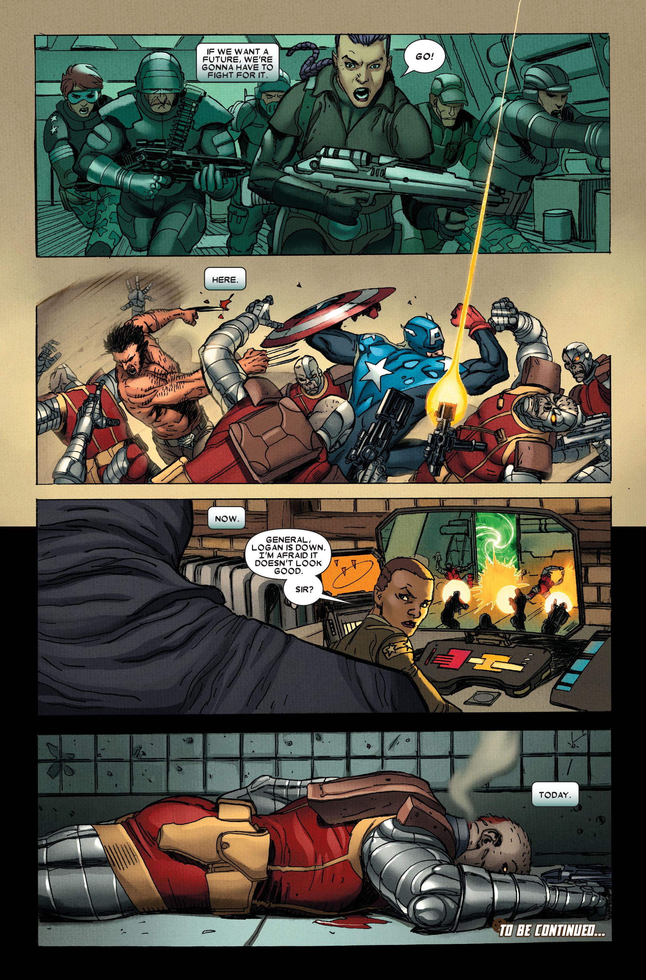 Wolverine: Weapon X #12 #5 - English 24