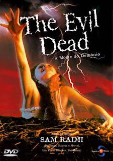 The Evil Dead 1981 BluRay 720p (Dual Áudio)
