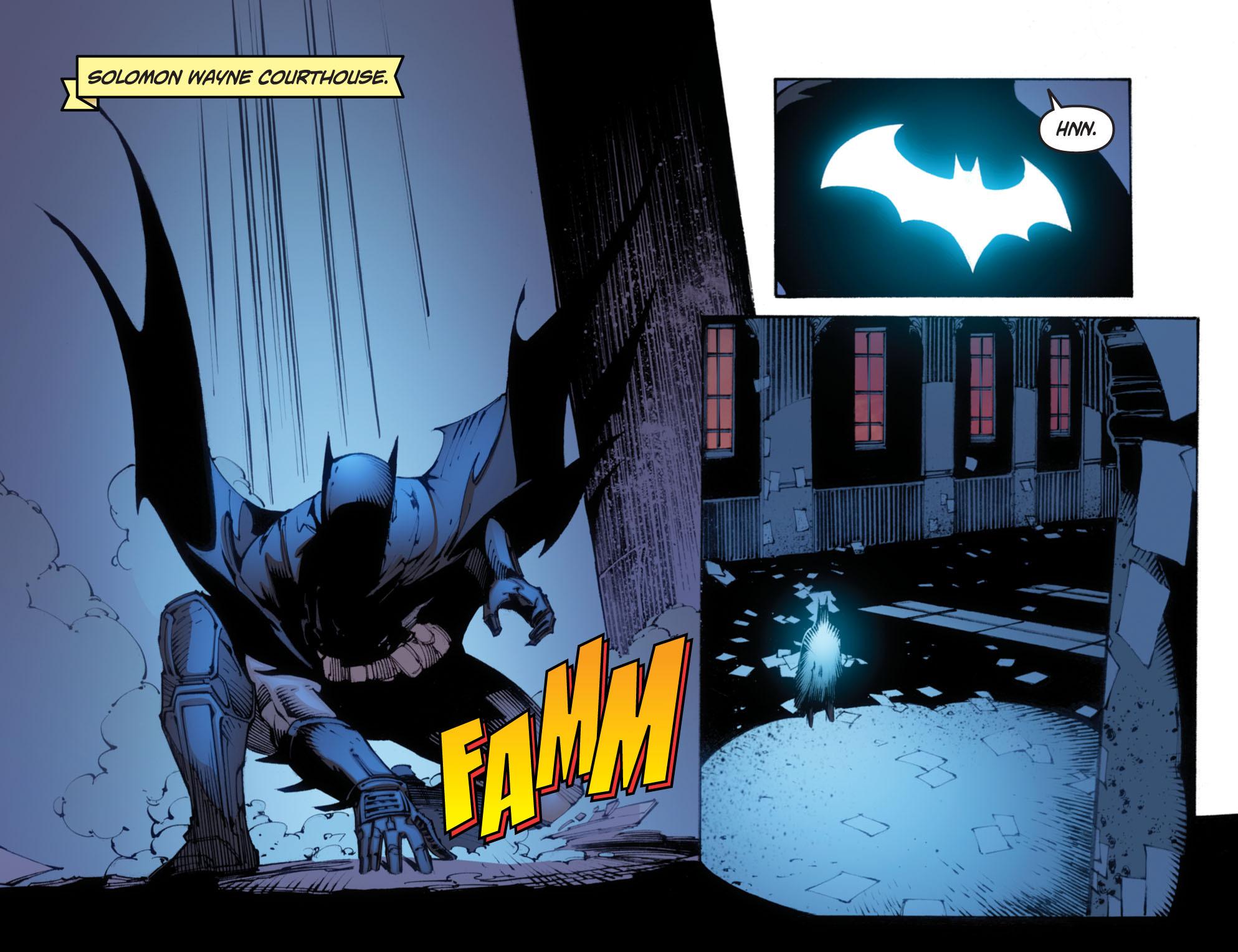 Batman: Arkham Knight [I] Issue #29 #31 - English 17