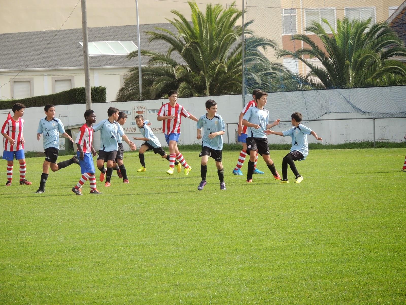 Escolas Deportivas Lourenz O Equipo Infantil Pelea De T A T  # Muebles Huertas Lourenza