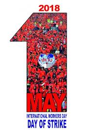 Primero de Mayo de 2018: ¡Con Internacionalismo y Solidaridad!