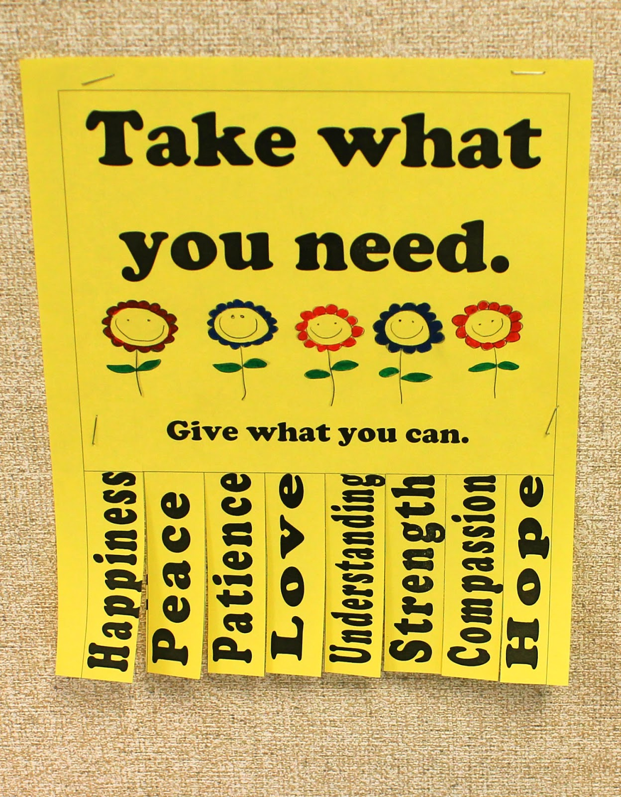 Random Acts Kindness Ideas