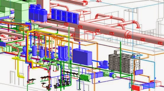 importance of hvac drawings ~ mechanical cad design services  3d hvac drawing images schematics online
