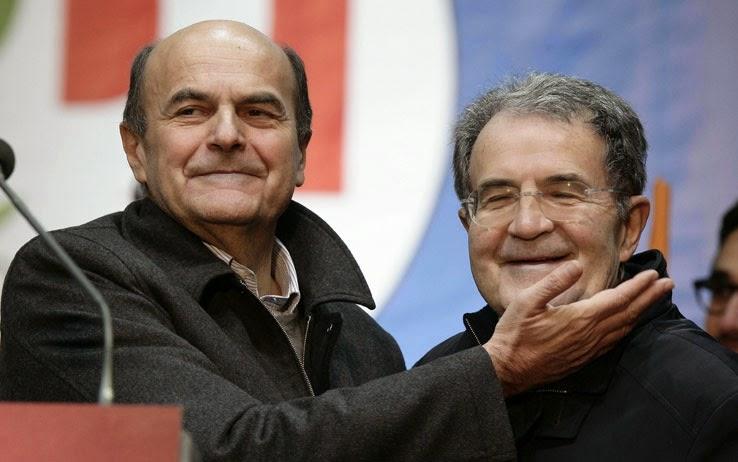 #PresidenteM5S | Lettera aperta alla base del Movimento 5 Stelle Bersani Prodi