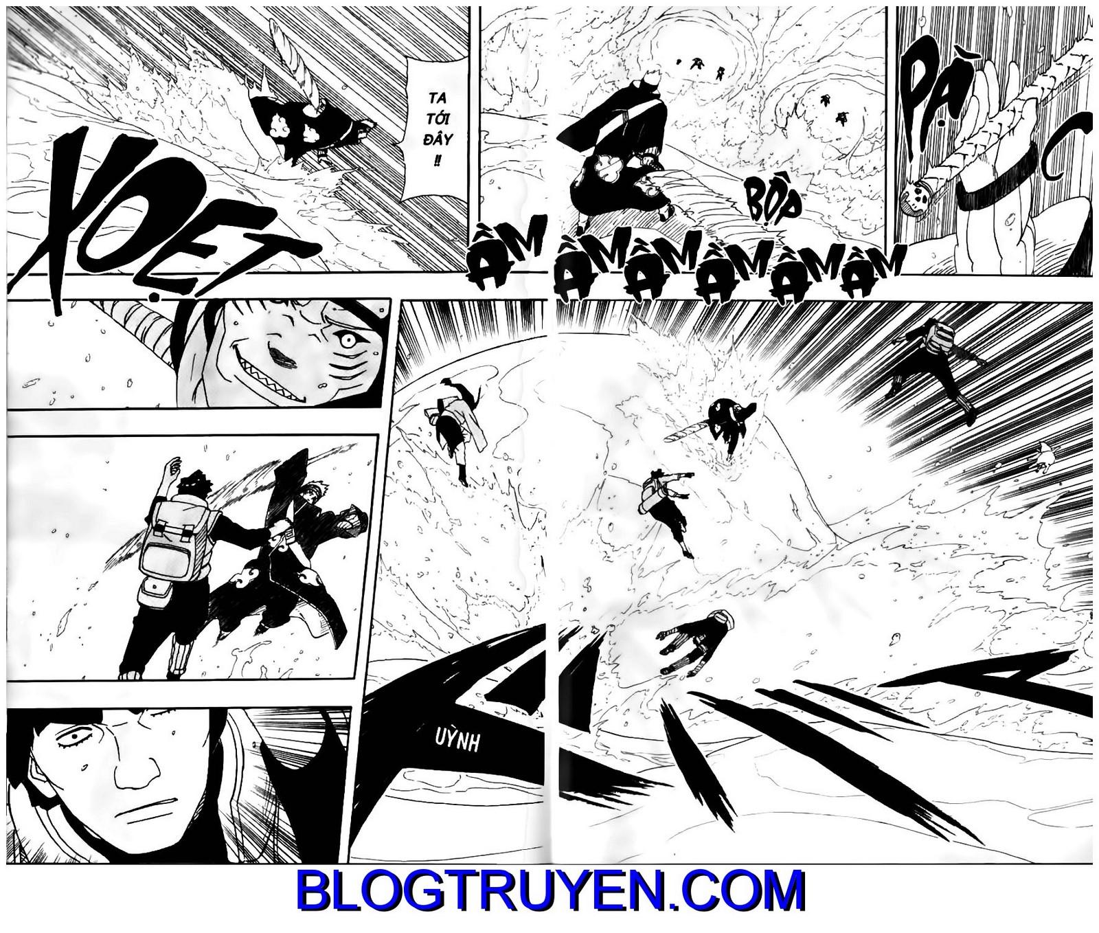 Naruto chap 256 Trang 4 - Mangak.info