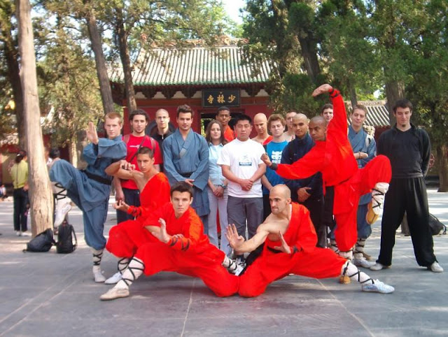 Life at Shaolin Temple Seen On www.coolpicturegallery.us