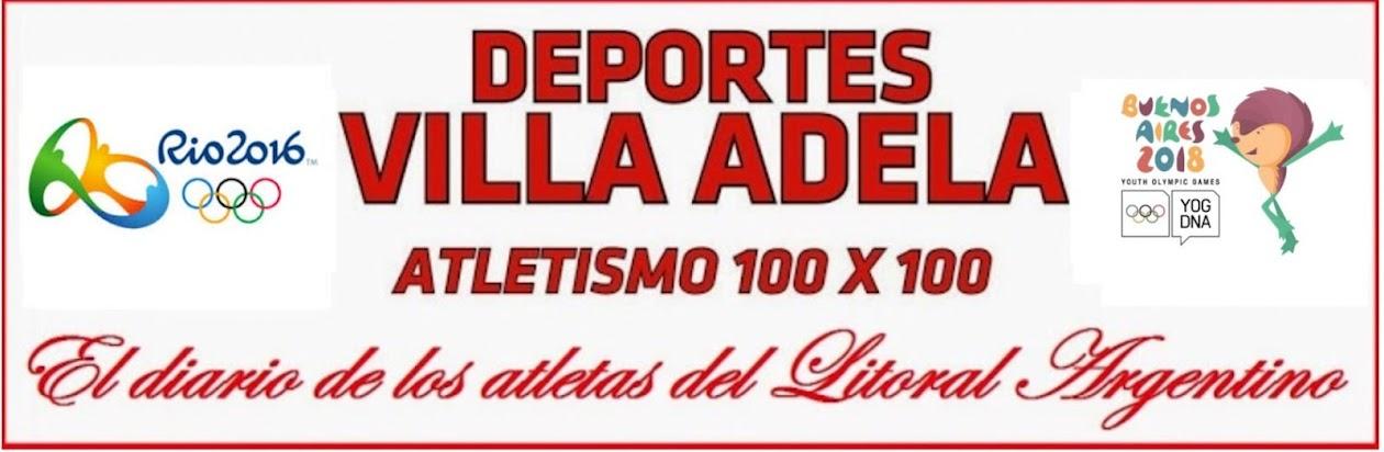 DEPORTES VILLA ADELA EL DIARIO DIGITAL DE LOS ATLETAS DEL LITORAL ARGENTINO