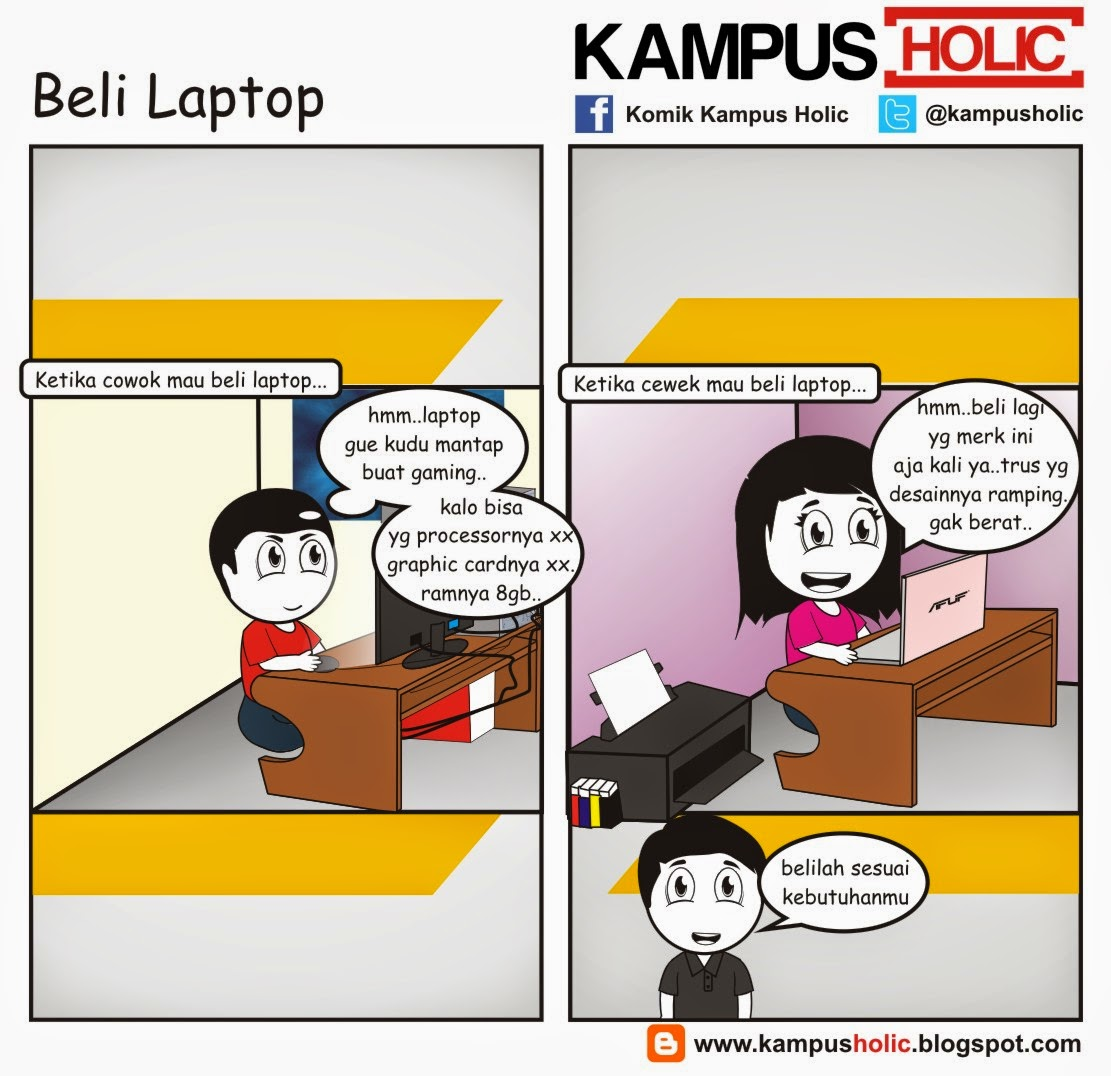 #583 Beli Laptop