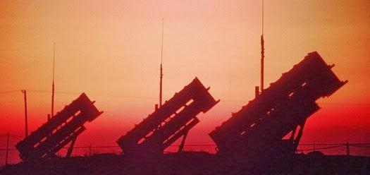 """Американские системы ПВО - """"Пэтриот"""""""