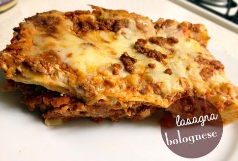 Lasagna Bolognese | A Good Hue