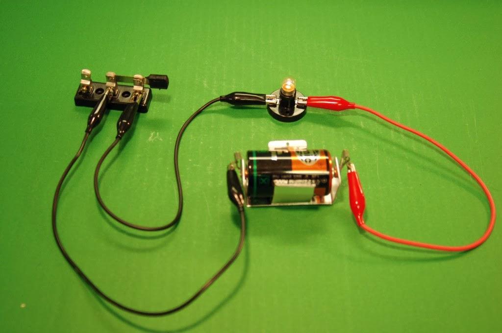 Grade 9 Science: Nov. 11 – Building Circuits