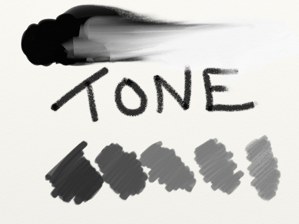 Elements of art tone