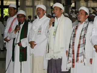 Ketua Umum FPI Habib Muchsin Alatas (foto Suara-Islam)