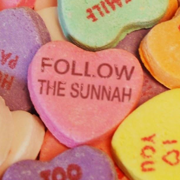 Follow the SUNNAH
