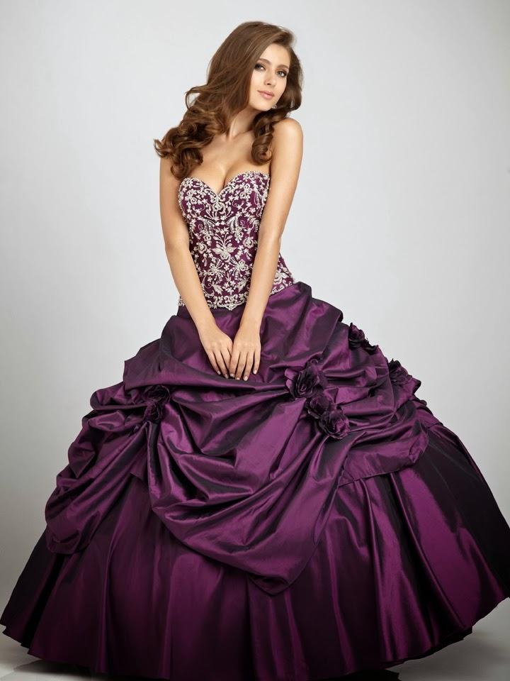 Asombrosos vestidos de 15 años modernos | Moda 2014 | Vestidos ...