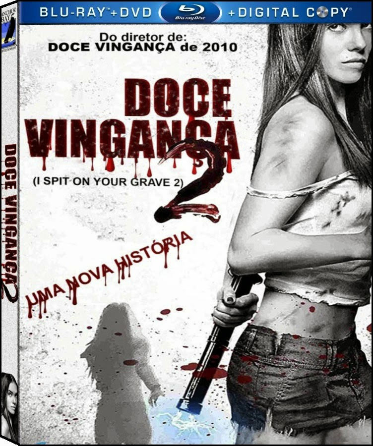 Doce Vingança 2 (2014) Torrent Sem Cortes BDRip Bluray 720p e 1080 Dublado